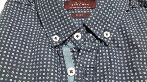 Camisa de hombre Zara talla M 100algodon slim fit