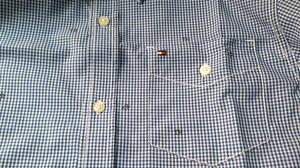Camisa hombre o adolescente Tommy Hilfiger comprada en