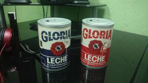 Cámara de fotos Lata de Leche Gloria Perú Real Juguete