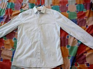 Zara Camisa Slim Fit s
