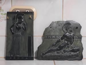 Antiguos Adornos de Grecia.