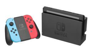 Nintendo Switch, Estuche Y Dos Juegos