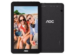 TABLET Telefono AOC Dual chip de 8GB 1GB RAM CAMARA