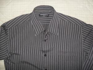 camisa newport slim fit talla s
