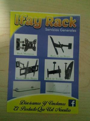 Racks para Tv Pacasmayo