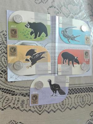 Coleccion Completa de Serie Numismatica