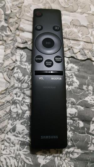 Control Samsung Soundbar