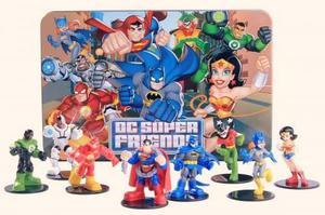 DC SUPER FRIENDS LA REPUBLICA COLECCION COMPLETA