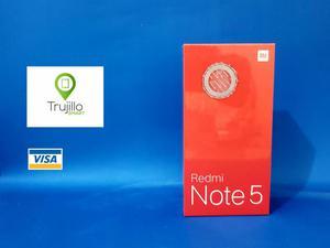 Xiaomi Redmi Note 5 64 GB versión Global caja sellada