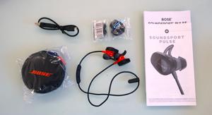 Audifonos Bose SoundSport Pulse Wireless