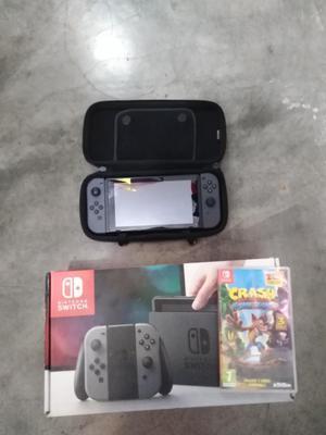 Se Vende Nintendo Switch con Un Juego