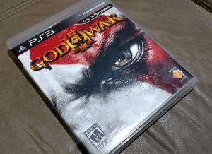 Videojuego God Of War 3 físico Para PS3 En Buen Estado