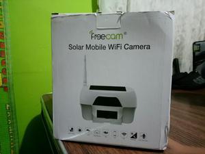 Cámara de Vigilancia Wi Fi Solar Nueva