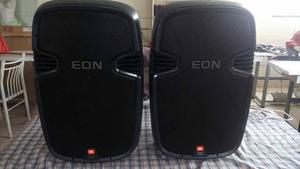 Venta de 2 Parlantes Amplificados JBL Eon 515