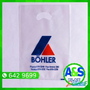 Bolsas De Plástico – A&S PLAX
