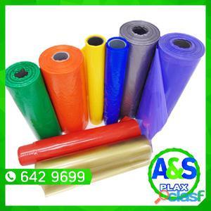 Mangas De Plástico – A&S PLAX