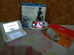 Ps Vita Y Nintendo 2ds Xl