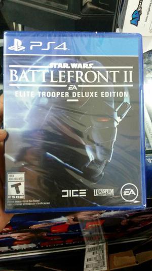 Star Wars Battlefront 2 Elite Trooper deluxe Edition Nuevo y