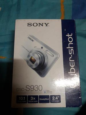 Vendo O Cambio Camara Sony Dscs930 Nuev