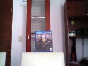 Vendo videojuego The Order  nuevo para PS4