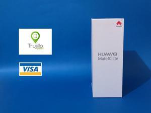 Huawei Mate 10 Lite 64 gb Dual Sim, TIENDA FISICA