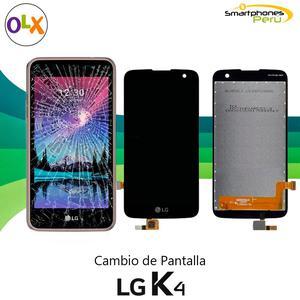Pantalla LG K4 LG Stylus 3 LG X Cam Cambio de Pantallas