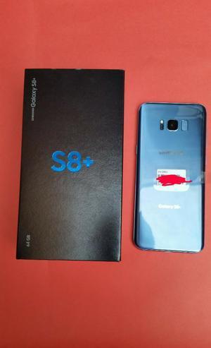 Samsung Galaxy S8 Plus 64gb Nuevo