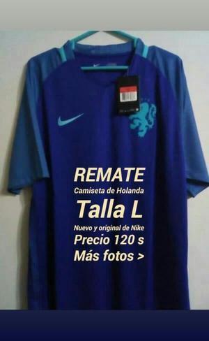 Camiseta Posot Holanda Original De Nike Class IrwFIRnfqx