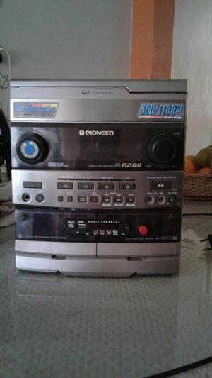 Minicomponente Pioneer Xr A790