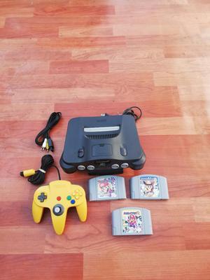 Se Vende Nintendo 64