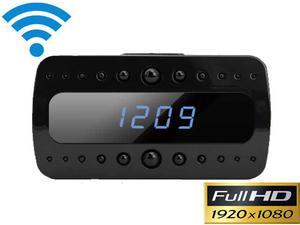 camara espia,Reloj Despertador Camara Espia Wifi 24 Hr