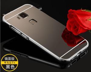 Case De Aluminium Con Espejo Para Huawei P8 Lite G8