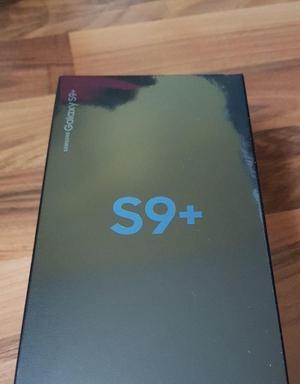 NEW SAMSUNG GALAXY S9 PLUS 256 GB