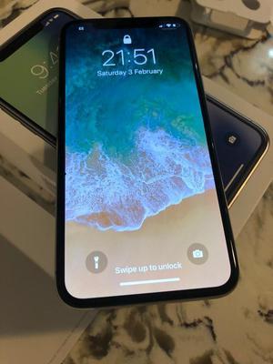 Nuevo IphoneX 256Gb con reloj Apple gratis.