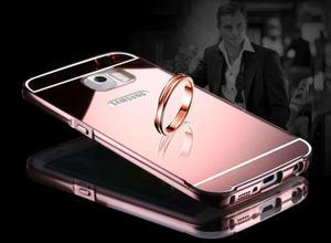Protector Case Espejo Aluminio Para Samsung S7s7 Edge Note 5