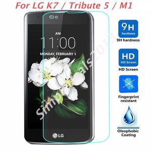 mica de vidrio para LG k7 Tribute