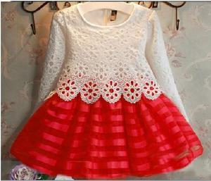 Vestidos nuevos para niñas