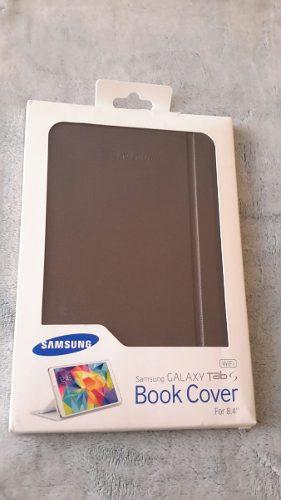 Book Cover Samsung Galaxy Tab S 8.4 Nueva Color Gris