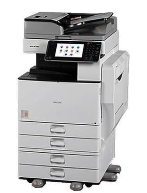 Footocopiadoras Ricoh Mp Impri+scaner Laser+ Guillotina