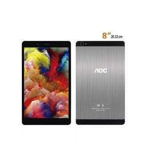 Tablet Aoc A831l 8 16 Gb Rom 1 Gb Ram 4g Lte Gris