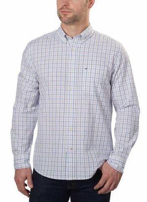 Camisa Tommy Hilfiger Woven  Nueva Y Original Talla Xl