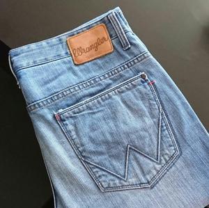 Pantalon Jeans Marca Wrangler Talla 30 Precio Rebajado