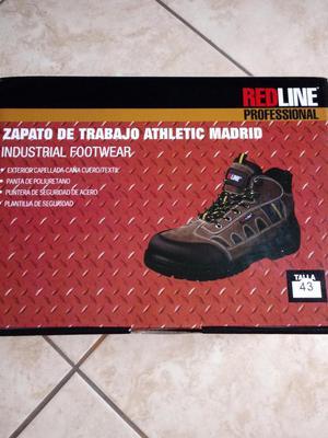 Zapato de Trabajo Athletic Madrid