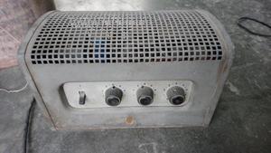 Antiguo Amplificador Philips No Funciona