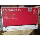 vendo tv de 49 smart tv lg nueva