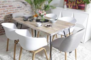Mesa de Comedor Gropius Black Solo mesa