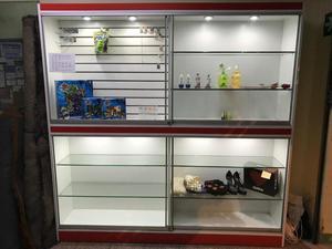 VENTA DE MUEBLES DE LIBRERIA /BAZAR POR CIERRE