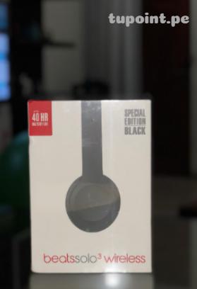 Beats Solo 3 wireless Nuevo y Sellado!