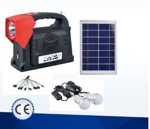 Kit Solar, Cargador De Celular, Gorra Solar,