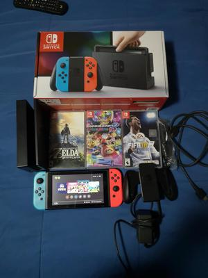 Se Vende Nintendo Switch.